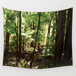 Lost Forest 02 Wall Tapestry