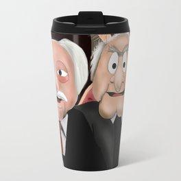 Statler & Waldorf Travel Mug