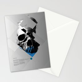 What is Death? 6 Stationery Cards
