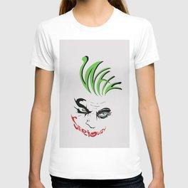 Joker Why So Serious Art Print T-shirt