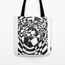 Submerged in Fog by riendo Tote Bag