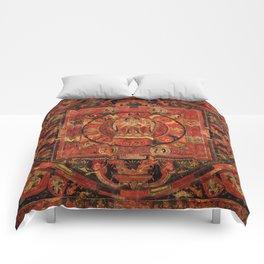 Mandala of Amogapasha Comforters