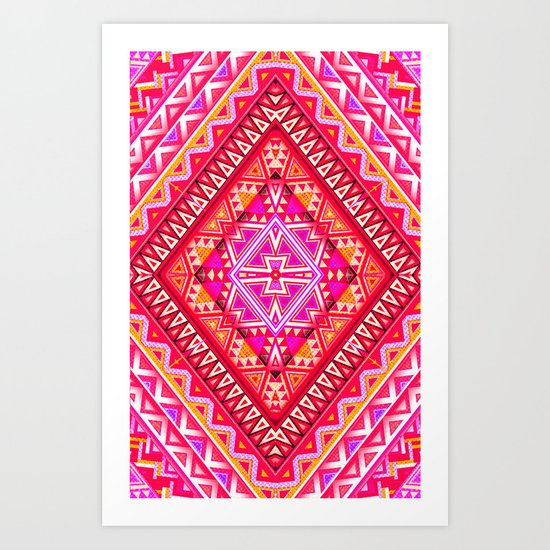 Diamond Art Print