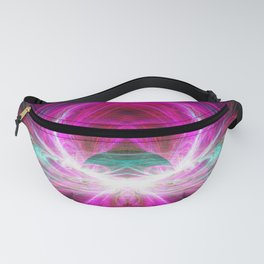 Planetary Explosion Fanny Pack