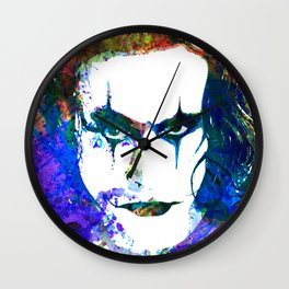 Brandon Lee, Eric Draven, The Crow Wall Clock