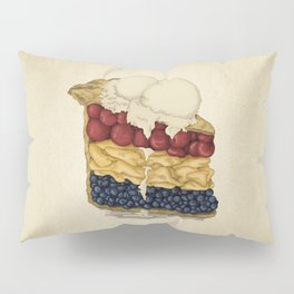 American Pie Pillow Sham