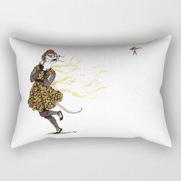 Cloud of Terror Rectangular Pillow