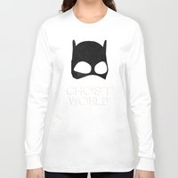 ghost world Long Sleeve T-shirts featuring Ghost World by Bill Pyle