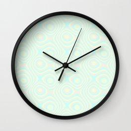 Mid Century Modern 2 Wall Clock