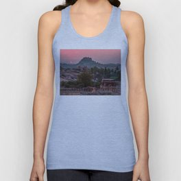 Jungle book: sunrise Unisex Tank Top