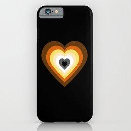 Bear Heart iPhone Case