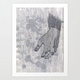 O Bom Art Print