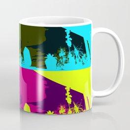 Window Searching Coffee Mug