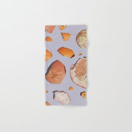Peelio Orangeio Hand & Bath Towel