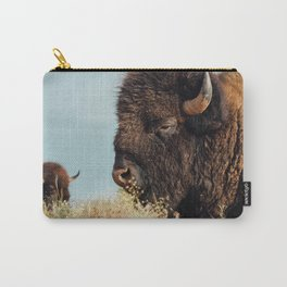 American Bison II Carry-All Pouch