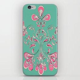 SwirlsIII iPhone Skin