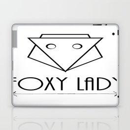Foxy Lady Laptop & iPad Skin