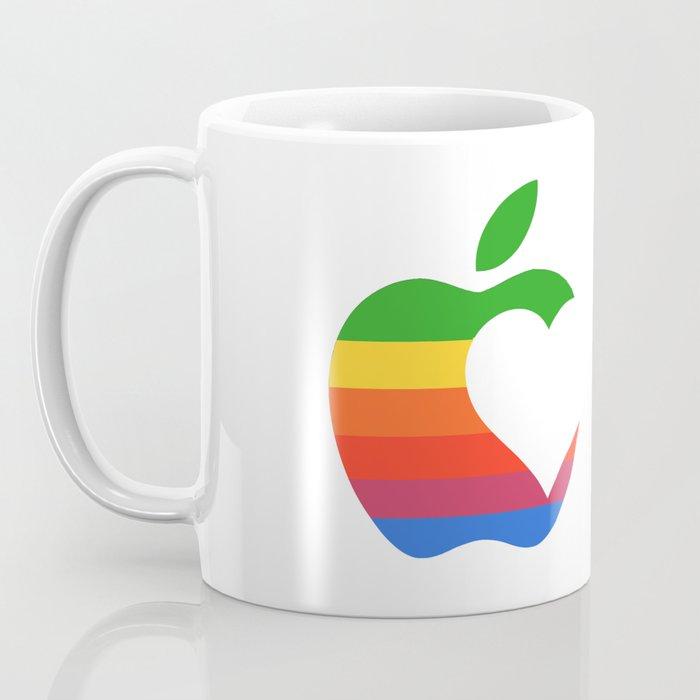 Apple Love Coffee Mug