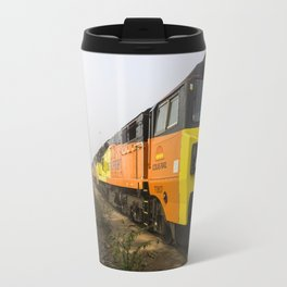 Class 70s in the Mist Travel Mug