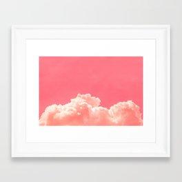 Summertime Dream Framed Art Print