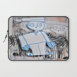 PEOPLE iN SUiTS Laptop Sleeve