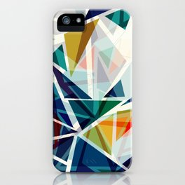 Cracked I iPhone Case