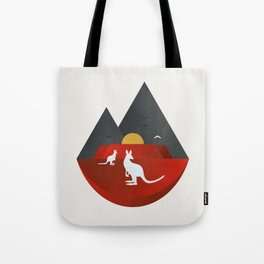 The Australian Outback Tote Bag
