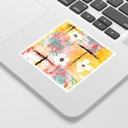 SUNSHINE & DAISIES Sticker