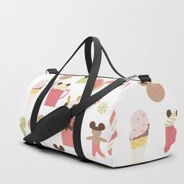 Christmas Magic Food Duffle Bag
