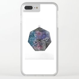 Pisces Clear iPhone Case