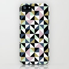 Geometric Pattern 01 Slim Case iPhone (5, 5s)