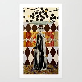 Cosmic Intelligence Art Print
