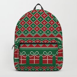 Christmas Packages Backpack