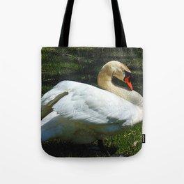 Awakening Powers of the  Swan Tote Bag