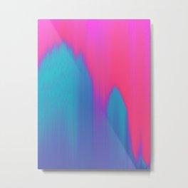 Pink Goo Metal Print