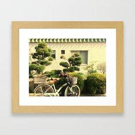 Seemingly Framed Art Print