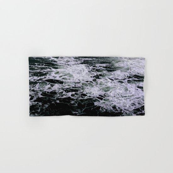Dark Ocean II Hand & Bath Towel