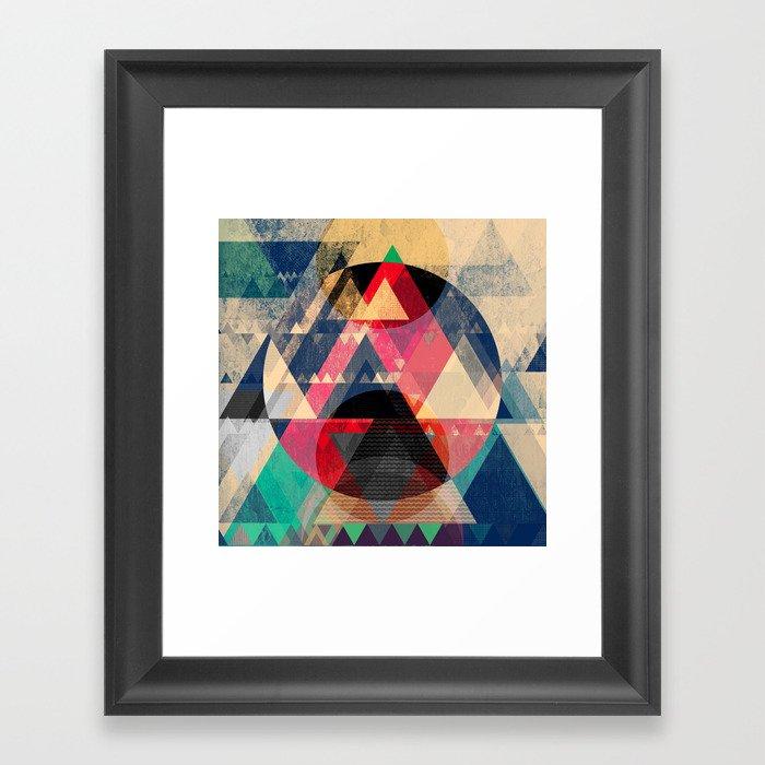 Graphic 102 Framed Art Print
