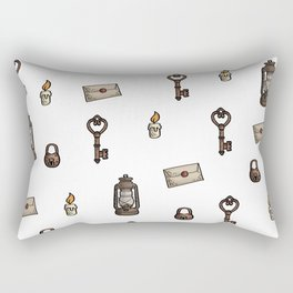 Vintage collection Rectangular Pillow