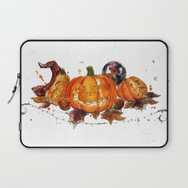 Pumpkins + Squashes Laptop Sleeve