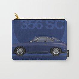 1964 356SC Bali Blue Jim Plavan Carry-All Pouch