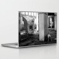 nightmare Laptop & iPad Skins featuring nightmare by MatoSwamp