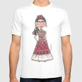 Little Frida Kahlo T-shirt