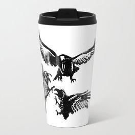 Crow Parliament Travel Mug