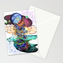 Turtles Holding it Together Stationery Cards