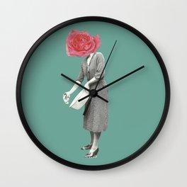 Minha Daisy Wall Clock