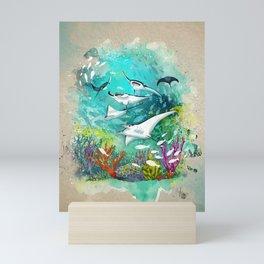 Under The Sea Mini Art Print