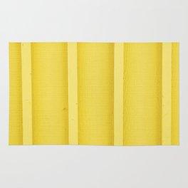 Urban Wood - Canary Yellow Rug