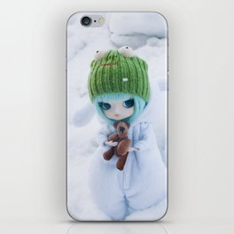 Winter Wonderland #1 iPhone Skin