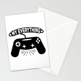 My everything Stationery Cards
